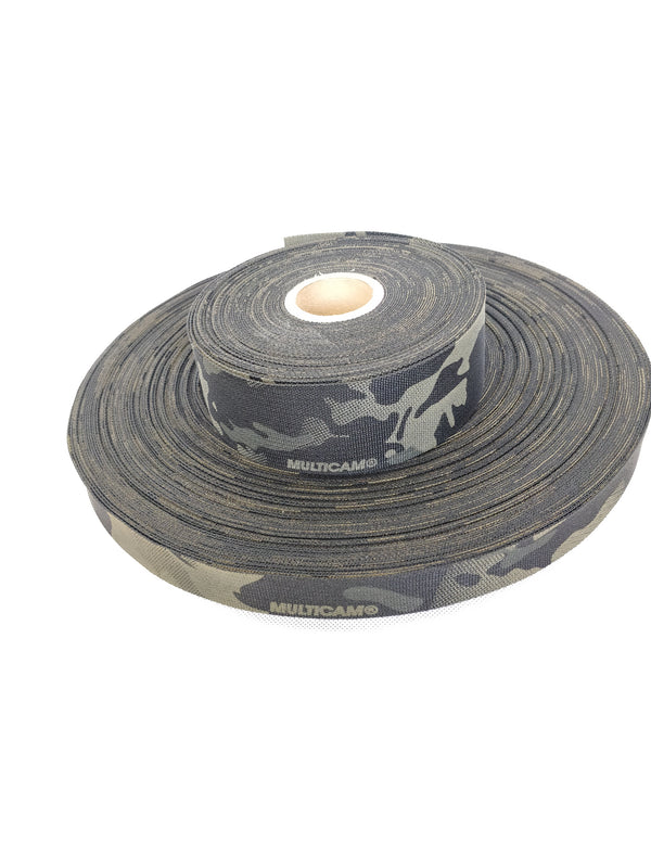 FRV Tailoring Multicam Black Field Belt