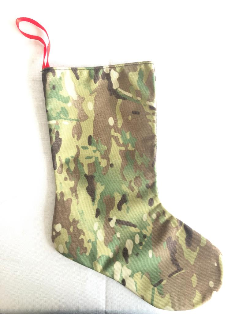Buy Yourself And 3 Deployed Soldiers a Christmas Stocking