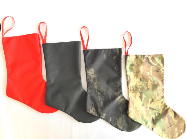 Buy Yourself And 2 Deployed Soldiers a Christmas Stocking