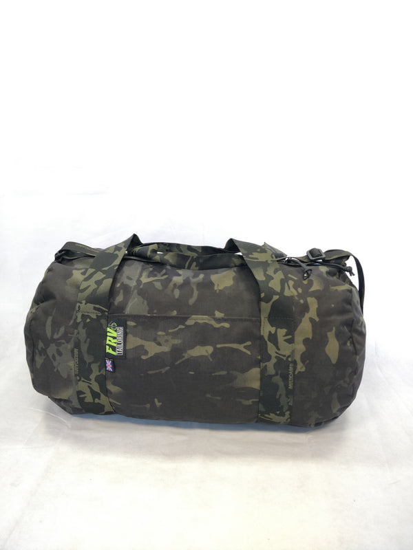 Frv Tailoring Multicam Black Duffel Bag (Medium)