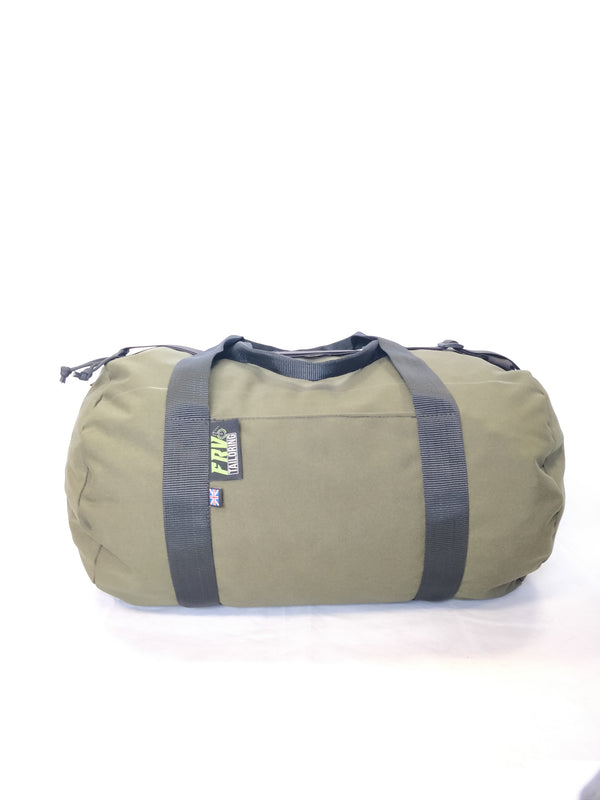 Frv Tailoring OD Green Duffel Bag (Small)