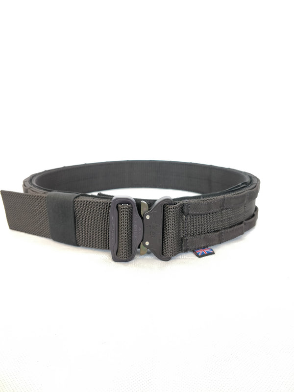 Black shooters belt