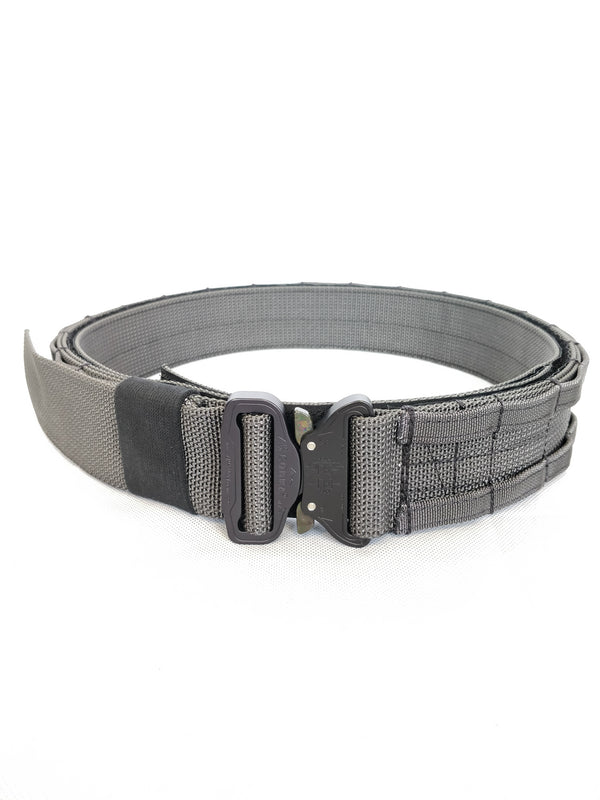 MET Grey Shooters Belt
