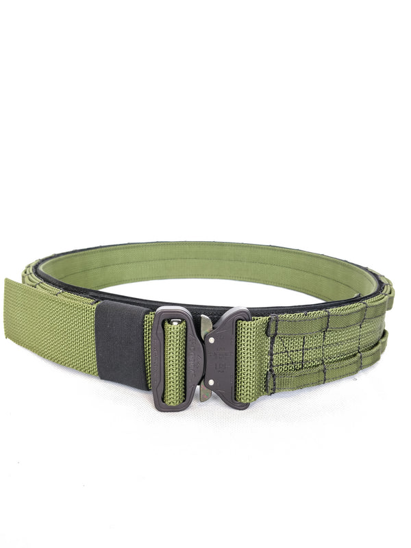 Green Shooters Belt