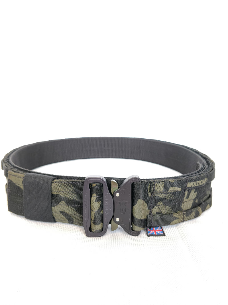 Multicam Black Shooter Belt