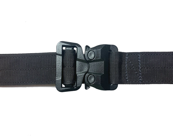 Met Grey Polymer Shooters Belt