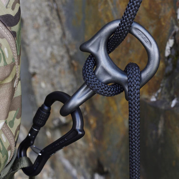 DMM Anka Abseil Device tactical grey