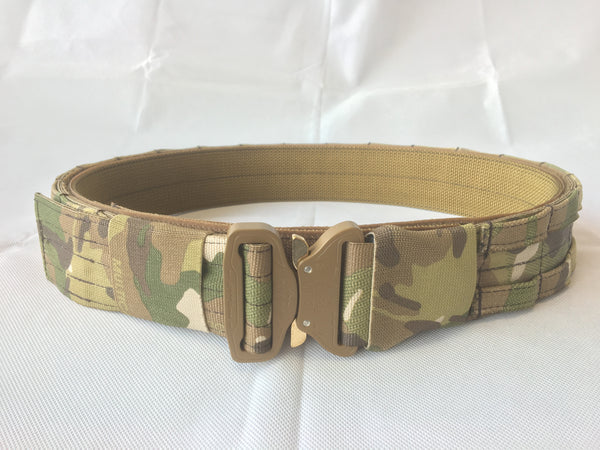 FRV Tailoring Multicam Original Shooters Belt With D Ring