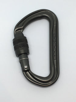 DMM Phantom Screwgate Carabiner In Grey
