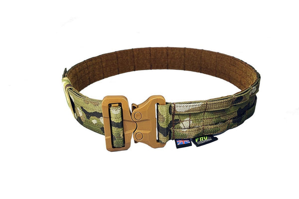 Multicam Polymer Shooters Belt