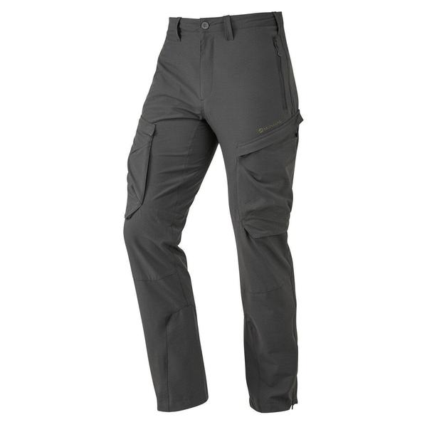 Montane Terra Stretch Pants in grey