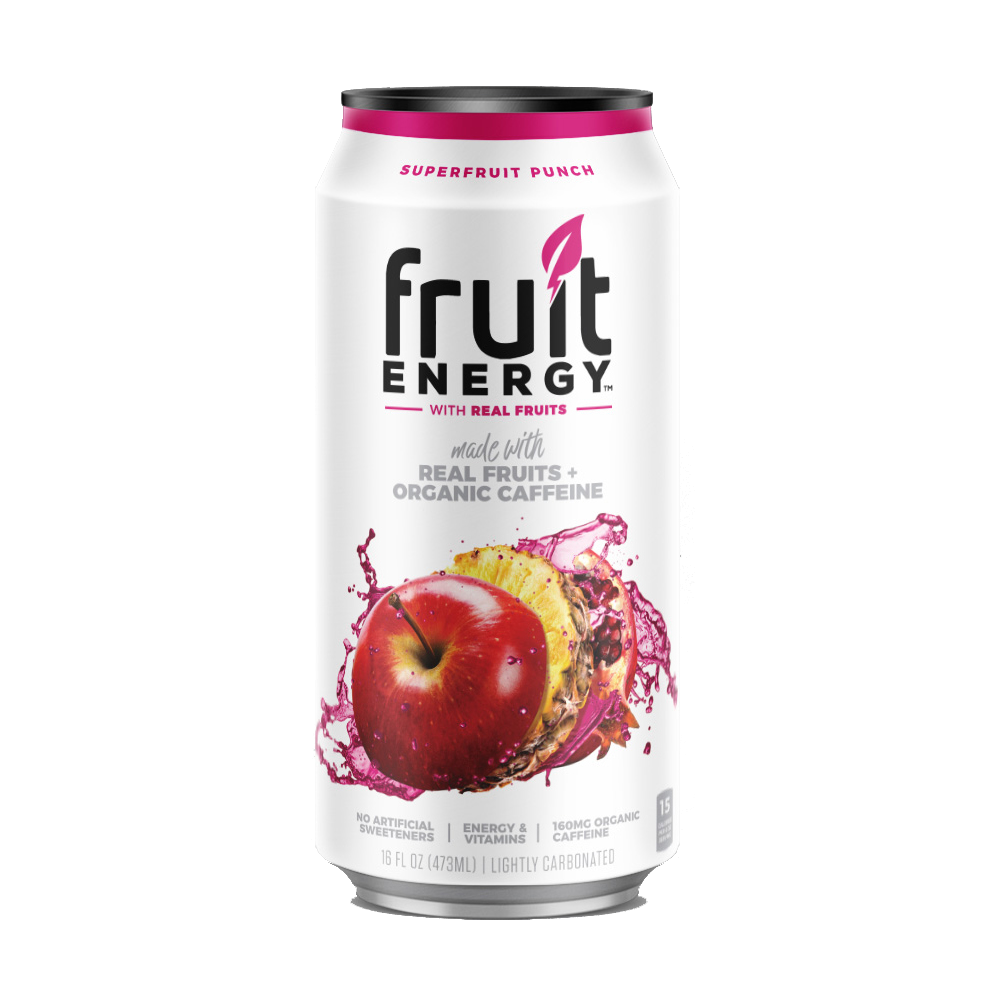 SUPERFRUIT PUNCH 16OZ / 12PK