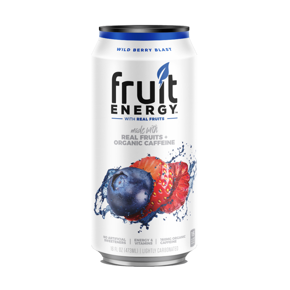 WILD BERRY BLAST 16OZ / 12PK