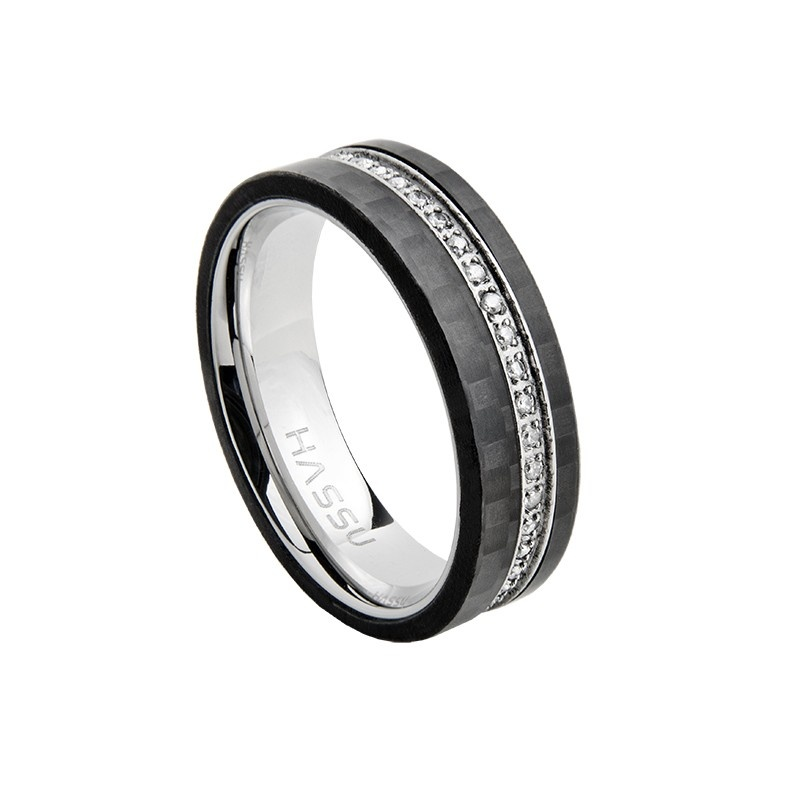 Carbon Lover Zirconia