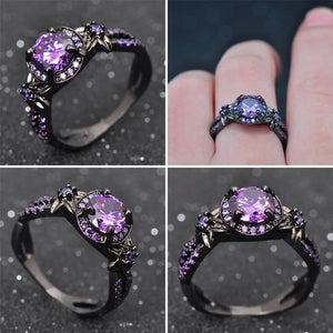 Amethyst Ring - GenieMania