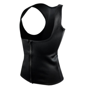 Neoprene Body Shaper Slimming Vest - GenieMania