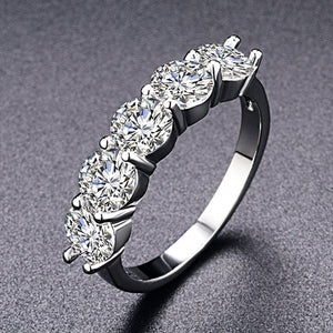 MELROSE Eternity Ring - GenieMania