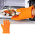 Extra Thick BBQ And Oven Silicone Glove - GenieMania