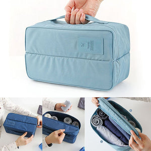 Travel Bag Underwear Organizer
