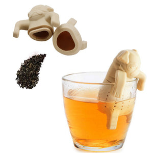 Lovely Pug Tea Infuser