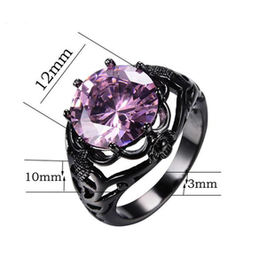 June Birthstone Alexandrite Ring - GenieMania