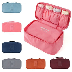 Stylish Portable Lingerie Storage Box