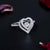 Beautiful Heart Dance Stone Ring
