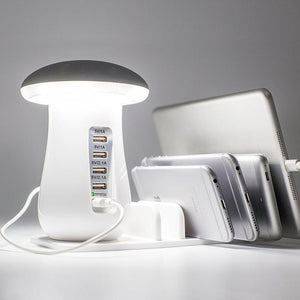 Portobello Charging Station Lamp - GenieMania