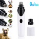 Premium Rechargeable Painless Pet's Nail Grinder (Upgraded Version)