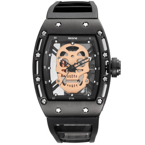 Skull Watch - GenieMania