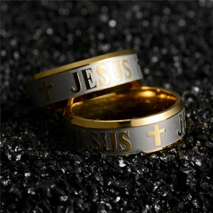 Limited Edition Jesus Ring
