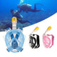FULL FACE SNORKEL MASK - GenieMania