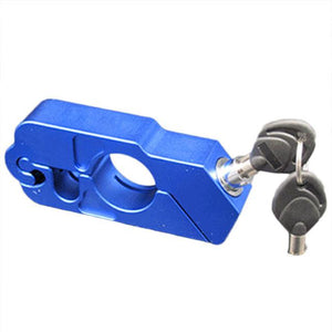 MOTORCYCLE HANDLEBAR LOCK