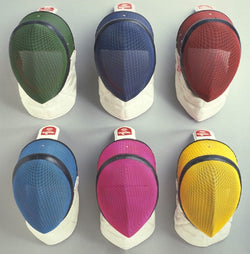 Allstar 'Comfort Plus' FIE 1600N Epee Mask [Coloured]
