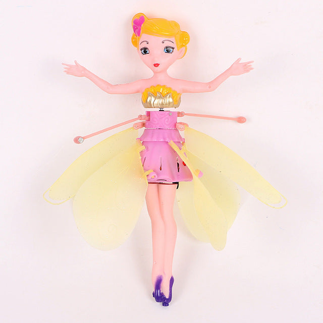 The Flying Pixie - Every Girl's Dream to Fly