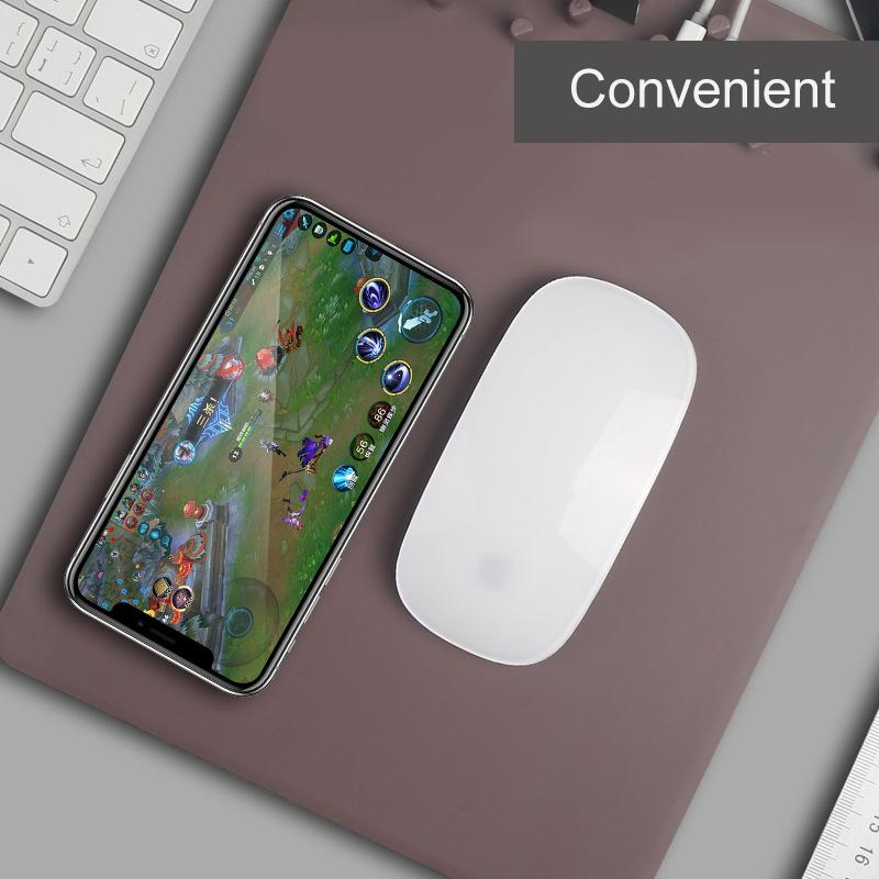 Wireless Charging Mouse Pad ( Compatible with all phones that support wireless charging )