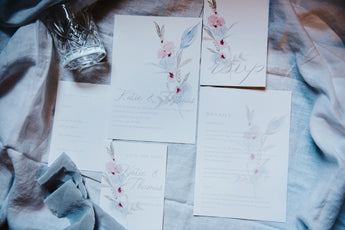 Your Wedding Stationery Timeline
