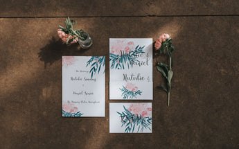 Choosing your wedding stationery - ideas & tips!