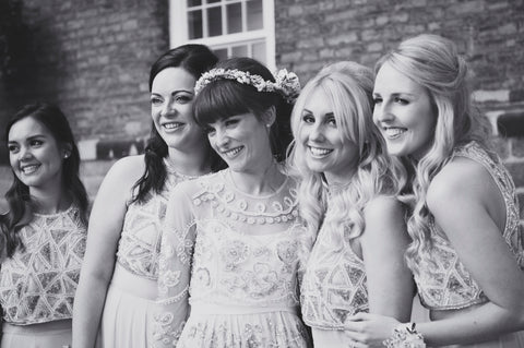 Harriet Harvey Hair - East Midlands Wedding Stylist