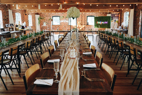 Haarlem Mill Wedding Breakfast Room