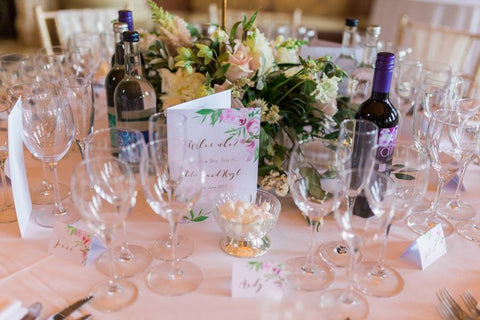 wedding stationery at wentworth house