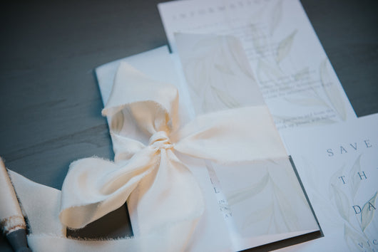 The Ultimate Premium Wedding Stationery Package