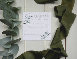 Olive Twigs RSVP