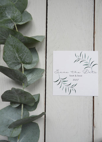 Olive Twigs Save the Date