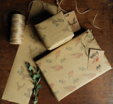 Eco Friendly Luxury Gift Wrap Set