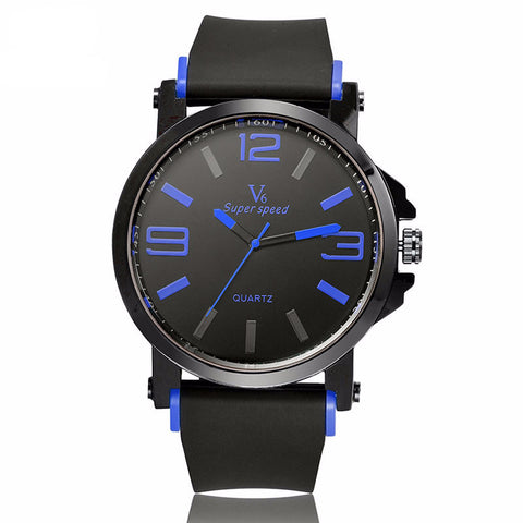 The V6 Sports Watch (Blue)