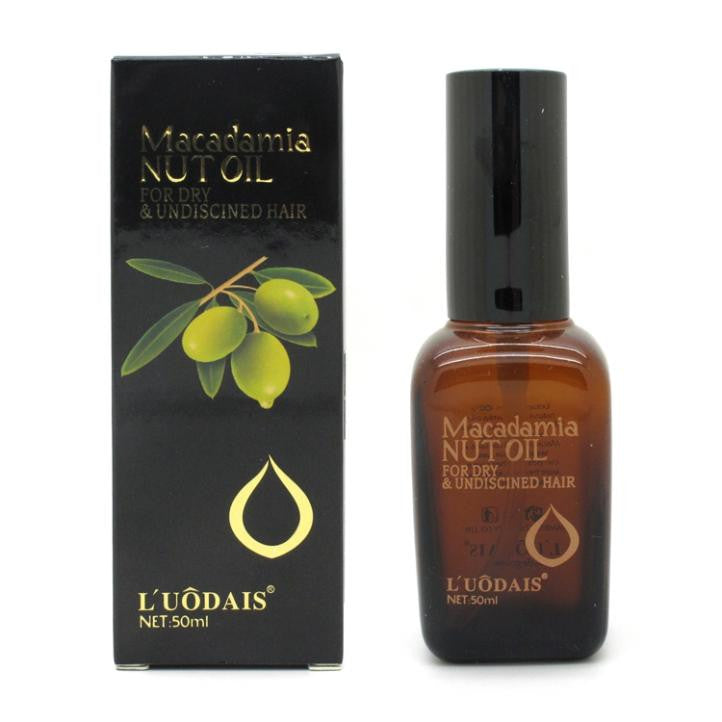 50ML 100% Pure Moroccan Argan Oil Macadamia Treatment Make Your Hair Shine and Soft