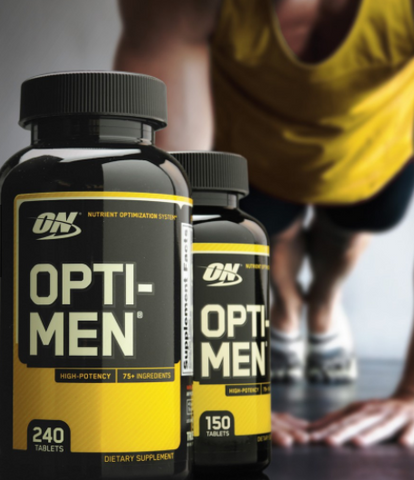 OPTI-MEN MULTIVITAMIN (90Tab)
