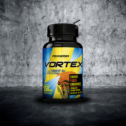 VORTEX with Tongkat Ali Root Extract