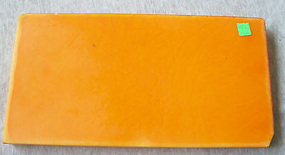 Vintage Butterscotch Amber Imitation Yellow Color Bakelite Catalin